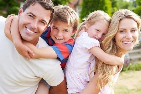 Вычеты на детей и членов семьи